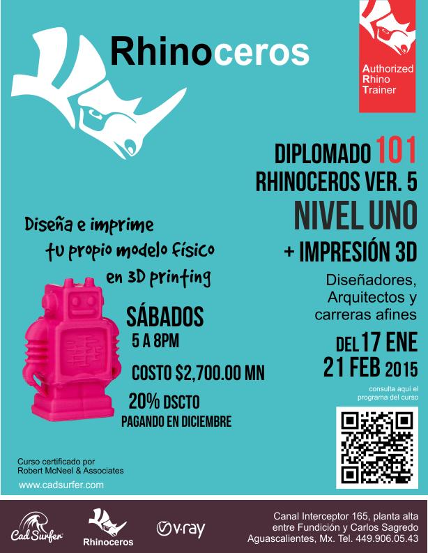 Rhino 101 Enero 2015